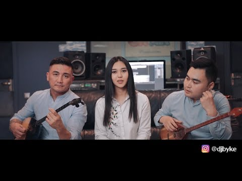 E.John & Blue - Sorry seems to be... (dombyra cover by Made in KZ) Video Clip