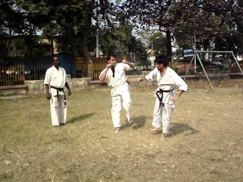 Real Kyokushin Karate India,H..Q.Salt Lake Kolkata