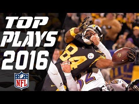 Top Plays of the 2016 Regular Season NFL