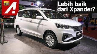 Suzuki Ertiga 2018 Baru First Impression Review by AutonetMagz