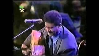 فيصل علوي - تقاسيم: عود   مسرح المفتاحة أبها 2001م