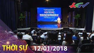 Đài PT&TH tỉnh Hậu Giang có nhiều bước tiến mới | THỜI SỰ HẬU GIANG - 12/01/2018