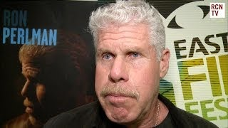 Ron Perlman Fights For Hellboy 3