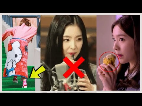 8 Things Red Velvet Irene Really Hates