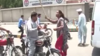 Pakistan: Trans protesters beat police and passers-by, demanding justice and respect