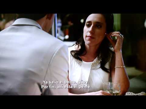 Club de Cuervos: Chava vs Isabel (pelea de los Iglesias)