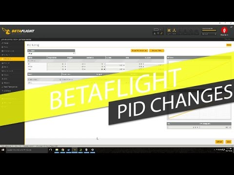 Betaflight New PIDs Explained!  Tech Talk Friday
