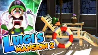 ¡Fiesta en la piscina! - #08 - Luigi's Mansion 2 (3DS) DSimphony