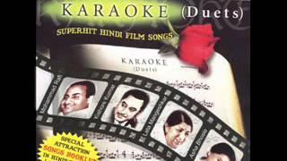 Katha Dilam Ami-Full Karaoke-Kishore & Asha