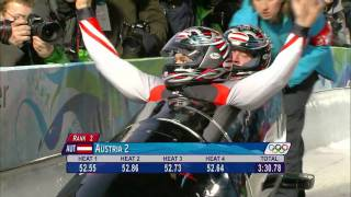 Two-Man Bobsleigh - Run 3 and 4 - Complete Event - Vancouver 2010 Winter Olympic Games