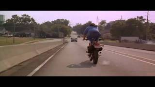 Van damme - from the movie Hard Target