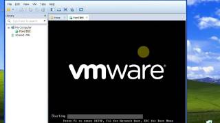 How to set up VMware Workstation of Ford VCM 2 part 1