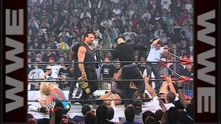 Sting battles the nWo on behalf of WCW