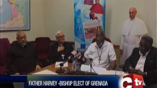 R C  Priest, Father Clyde Harvey, Is To Be The New Bishop Of Grenada
