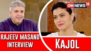 KAJOL Interview With RAJEEV MASAND: The Films That Defined Her Career
