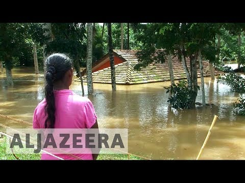 Sri Lanka: Many missing after floods kill 151 people