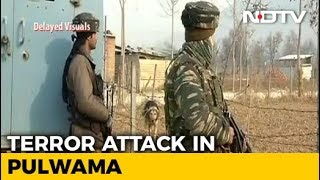 4 Soldiers Killed In Terror Attack On CRPF Training Centre In Kashmir