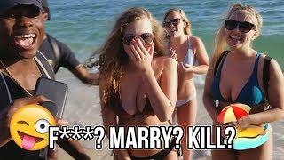F*** MARRY KILL AT PANAMA CITY BEACH