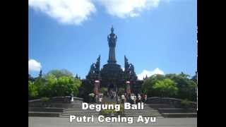 Degung Bali | Putri Cening Ayu