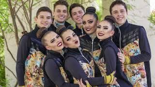 Andreia Mendes Family no mundial de Phoenix 2017