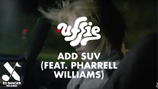 Uffie - ADD SUV feat . Pharrell Williams (Official Video)