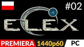 ELEX PL 💎 odc.2 (#2 poboczne) 💊 Dochodzenie Durasa   Gameplay po polsku w 1440p  Ultra