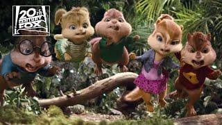 Alvin & The Chipmunks: Chipwrecked Trailer