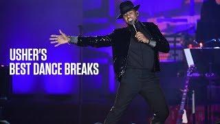 Usher's Best Dance Breaks