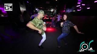 Fadi Fusion & Manou - social dancing @ Salsa O'Sulli