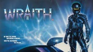 The Wraith Trailer - 1986 Charlie Sheen ALIEN RACES! Clint Howard Futuristic 80's BADASS SOUNDTRACK