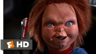 Child's Play 3 (6/10) Movie CLIP - A Different Kind of Cut (1991) HD