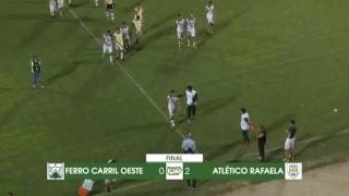 Nacional B 2017/18 - 15º Fecha: Ferro Carril Oeste - Atlético Rafaela #FerroWebTV