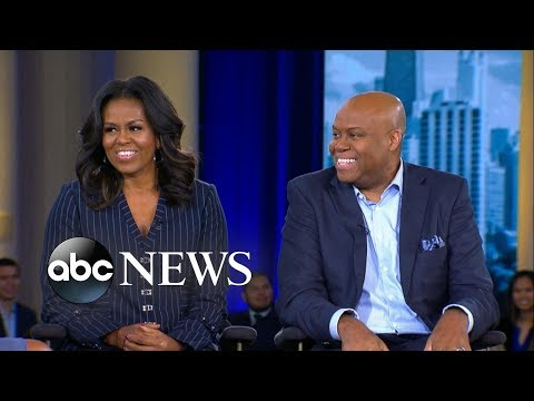 Michelle Obama says her brother is still their mother s favorite