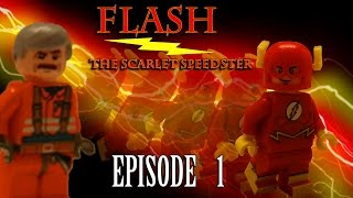 LEGO FLASH SERIES: THE SCARLET SPEEDSTER - Episode 1