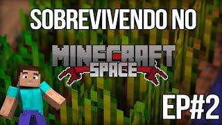 Sobrevivendo no MinecraftSpace.Net EP#2 Ft. Davi_MBR