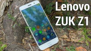 Lenovo ZUK Z1 полный обзор. Особенности, недостатки и достоинства Lenovo ZUK Z1 от FERUMM.COM
