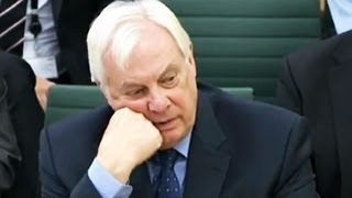 Lord Patten clashes with