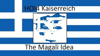 HOI4 Kaiserreich Greece EP1 Part 2 - The Magali Idea Completed