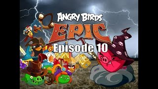 Angry Birds Epic Plush Adventures Episode 10