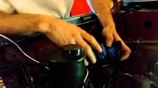 How to bypass fuel pump relay on Nissan Hardbody
