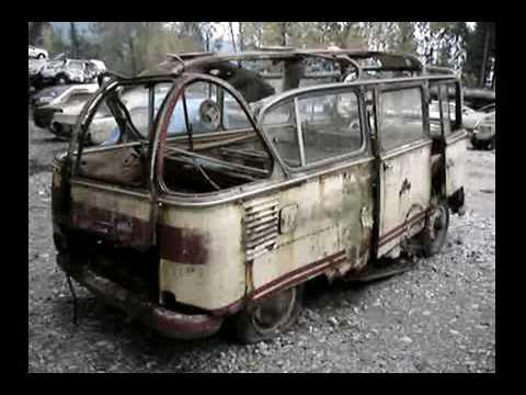 Xxx Mp4 VW Panorama Bus Auwärter Carlux 1963 Kaufdorf Car Graveyard 3gp Sex
