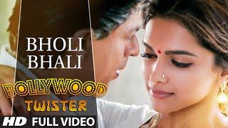 'Bholi Bhali' Song With Chennai Express | Bollywood Twisters | Falak Shabir