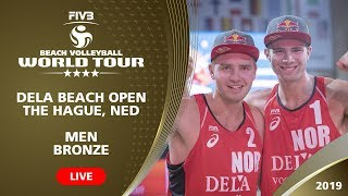 The Hague 4-Star 2019 - Men BRONZE - Beach Volleyball World Tour
