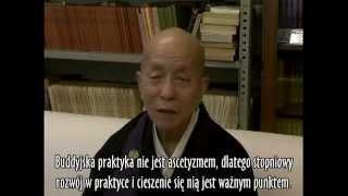 Wywiad z mnichem zen: Gudo Wafu Nishijima