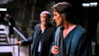 Bruce Wayne escape from prison well The Dark Knight Rises in hindi high quality mp4