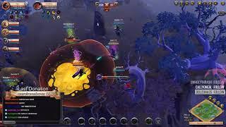 GvG - Exertion VS Money Guild - Albion Online PvP
