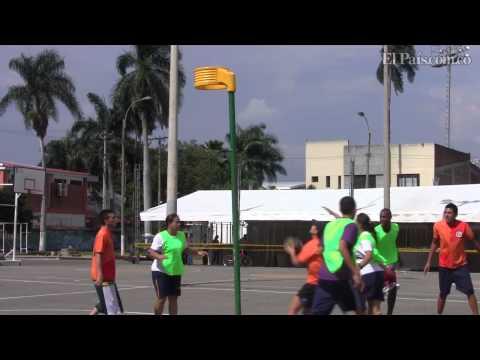 El Korfball de los Juegos Mundiales con alma de baloncesto y balón de fútbol