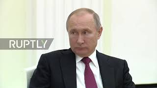 Russia: Putin expresses condolences to Erdogan over Kerch Strait ship incident