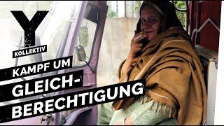 Das riskante Leben der ersten Rikscha-Fahrerin in Pakistan I Y-Kollektiv Dokumentation