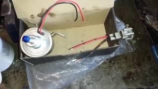 Nissan X Trial 4X4 fuel leak / lift pump leaking / PATCARMAX D I Y Fix it your self